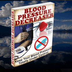 Blood Pressure Decreaser